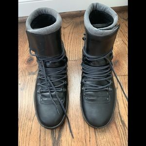 Swear London Duke 15 Leather Sneaker Boots